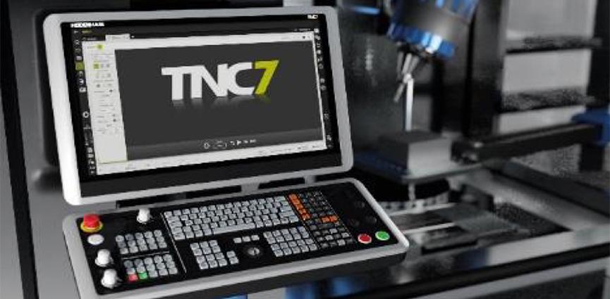 Primicia EMO - TNC7 de HEIDENHAIN: el nuevo nivel de control numérico