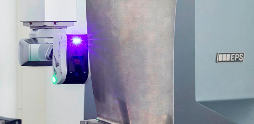 Hexagon presenta el escaneo láser de MMC definitivo, que ofrece a los fabricantes una inspección 70% más rápida y una elevada precisión