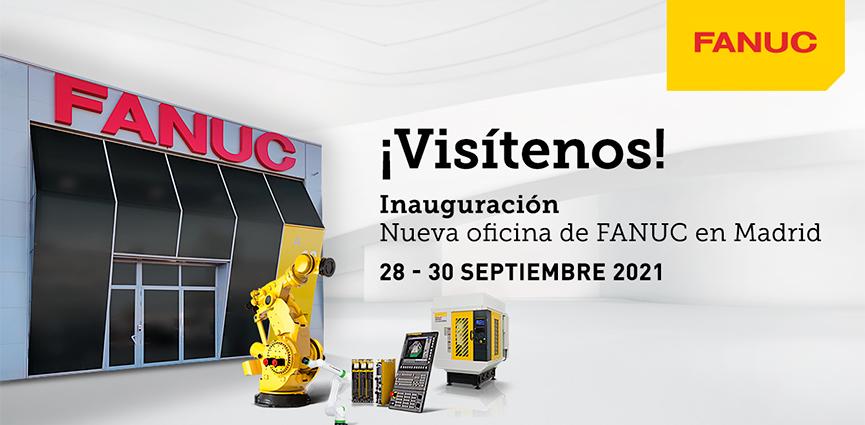 FANUC inaugura nuevas instalaciones en Madrid